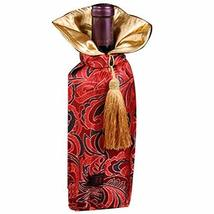 PANDA SUPERSTORE Clothing Classical Chinese Silk Wine Bottle Sets(Multic... - $20.48