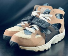 RARE 2003 Nike Air Trainer Huarache Escape High Men's Size 12 305958-201 No Sole - $148.49