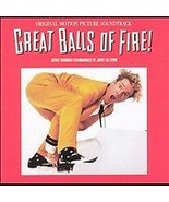 Jerry Lee Lewis  ( Great Balls Of Fire Soundtrack ) - $1.98