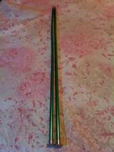 BOYE USA Knitting Needles Dark Green Size 9 Long - $13.87 CAD