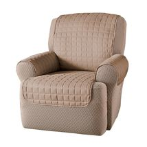 Hot Sale! 16.95 Innovative Textile Solutions Microfiber Wing Recliner Pr... - $16.95