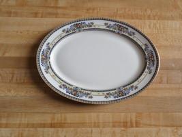 """Vintage Lenox Golden Gate 11"""" x 8"""" Oval Platter - $99.99"""