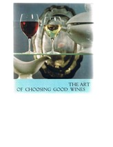 Vintage ART OF CHOOSING GOOD WINES booklet by French Government circa 19... - $9.99