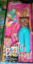 Barbie Doll - My Birthday Barbie K Mart Special - $20.00