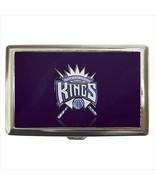 Sacramento Kings Cigarette Money Case - NBA Basketball - $12.56