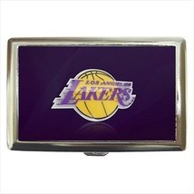 La Lakers Cigarette Money Case - NBA Basketball - $12.56