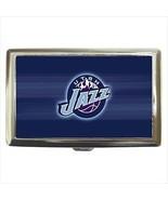 Utah Jazz Cigarette Money Case - NBA Basketball - $12.56