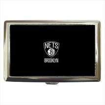 Brooklyn Nets Cigarette Money Case - NBA Basketball - $12.56