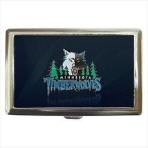 Minnesota Timberwolves Cigarette Money Case - NBA Basketball - $12.56