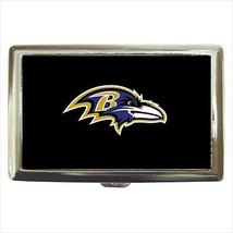 Baltimore Ravens Cigarette Money Case - NFL Football - $12.56
