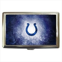 Indianapolis Colts Cigarette Money Case - NFL Football - $12.56