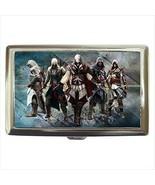 Assassins Creed Cigarette Money Case - RPG Games - $12.56