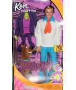 Barbie Doll - Ken & Scooby Do  (Ken As Fred) - $50.00
