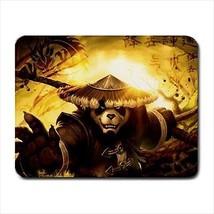 Pandaren Mousepad - - Mist of the Pandaria - World of Warcraft (WoW) - MMO Games - $7.71