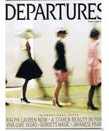 American Express Platinum Magazine DEPARTURES  March 2008 - Golf Ireland -Ginger - $19.99