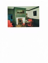 Postcard -Picture of the Parlor of  Brush-Everard House in Williamsburg ... - $3.99