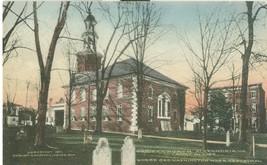 Christ Church, Alexandria, Va, 1911 unused Postcard - $3.99