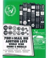 ALMANZAR'S 1983 World Coins-Medals Auction catalog -Castillo Collection-... - $24.99