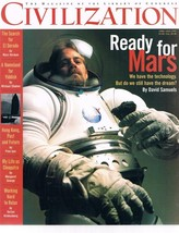 CIVILIZATION  Magazine June 1997 -Ready For Mars-Hong Kong-Search For El... - $9.99