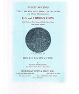 SCHULMAN Coin Auction Catalog 6 May 1974-Becker-Seidl Collections-US & F... - $24.99