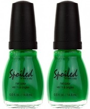 Wet N Wild Spoiled Nail Color Permission To Proceed (Plus A Free Nail File Fr... - $10.99