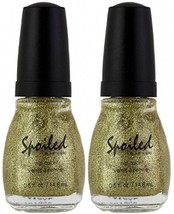 Wet N Wild Spoiled Nail Color Champagne Siren (Plus A Free Nail File From Fet... - $14.99