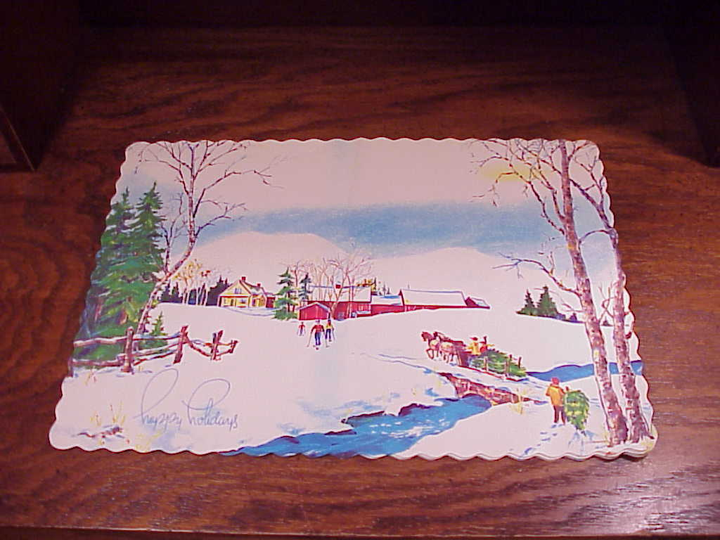 Holidayplacemats  1