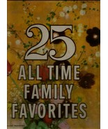 25 ALL TIME FAMILY FAVORITES  - LP  - - $2.99