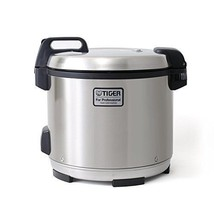 New Tiger Rice Cooker JNO-A360-XS Commercial Stainless From Japan New - $474.11