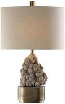 Uttermost Desert Rose Gypsum Table Lamp - $206.80