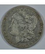 1894 O Morgan circulated silver dollar - VG details  - $56.00