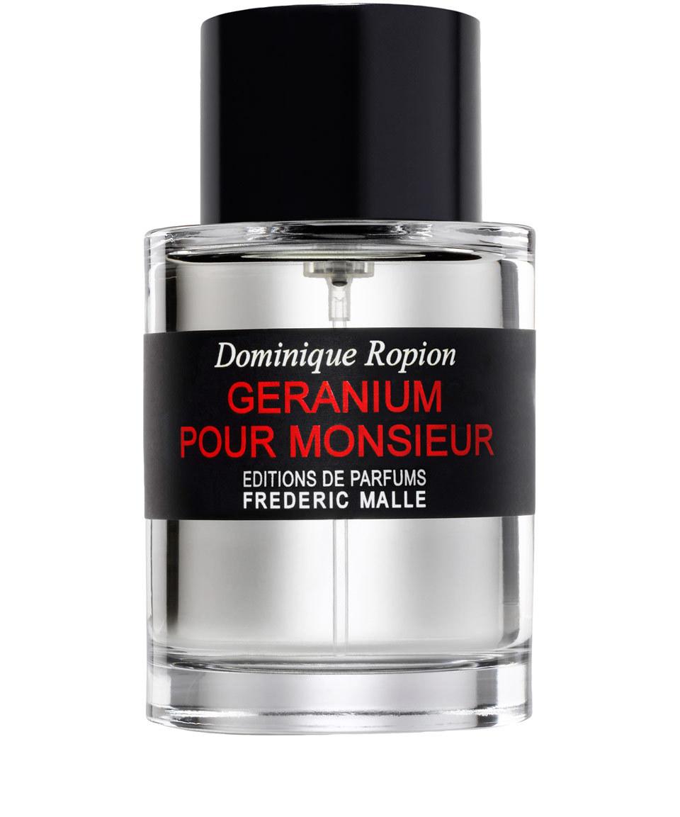 GERANIUM by FREDERIC MALLE Parfum 5ml Travel Spray Ambrox Benzoin Pour Monsieur