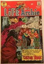 LIFE WITH ARCHIE #133 (1973) Archie Comics horror cover VG+ - $9.89