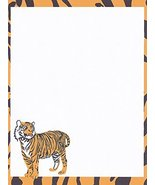 New Tiger Letterhead Stationery Paper 51 Sheets [Office Product] - $15.19