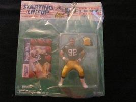 1997 Kenner Starting Line Up GreenBay Packers Reggie White - $17.69