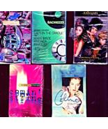 Music Cassettes - 5 Cassettes - $9.95