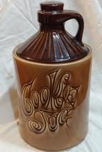 Vintage '70's McCoy Cookie Jug Cookie Jar ceramic - $48.37