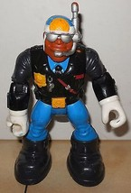 Vintage 2001 Fisher Price Rescue Heroes Police Officer - $9.50