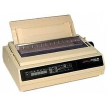 Oki Microline 395 Printer Monochrome Dot-Matrix  - $100.00