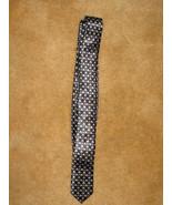 Black Tie Geek (Space Invaders Video Game) Silk Tie - $15.80