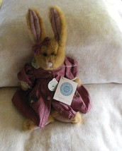 Boyd's Bears Sophie Plush Rabbit Hare Investment Collectibles Bearwears - $29.70