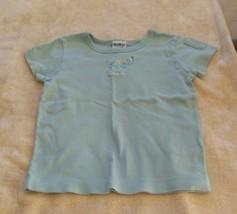 Oshkosh Girls Green Short Sleeve T-Shirt Size 6X - $12.37