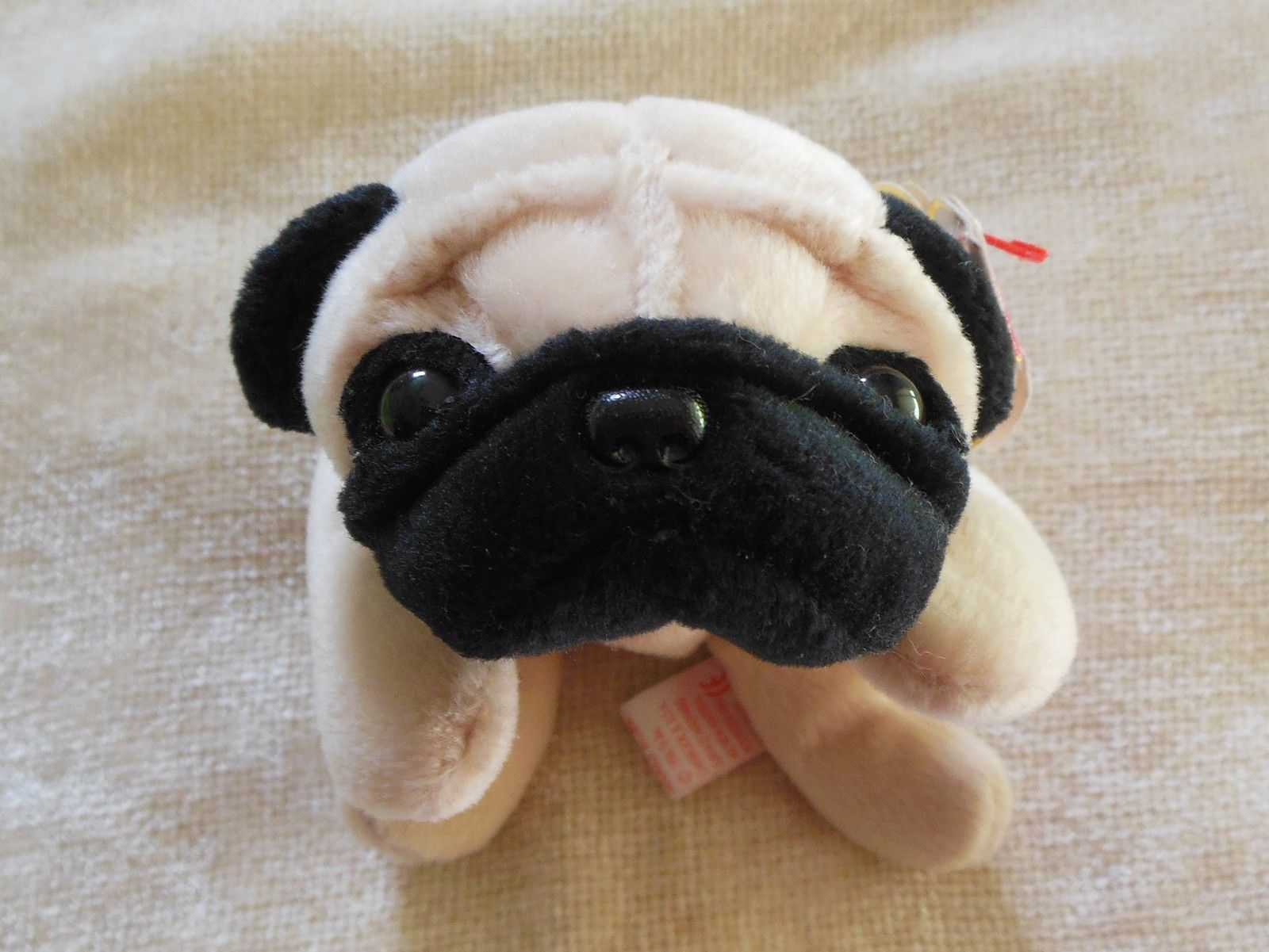 4e9e9350ddf Ty Beanie Baby Pugsley 1996 Retired and 43 similar items
