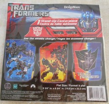 Transformers Stand-Up Centerpiece - €11,26 EUR