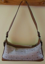 XOXO Handbag/Purse Brown/Gold/Beige - $9.89