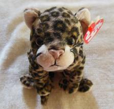 Ty Beanie Baby Sneaky Leopard 2000 Retired - $14.85