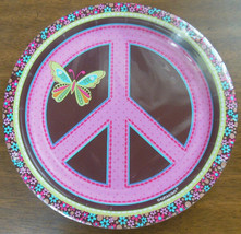Hippie Chick Cake Plates (8-pack) - €4,28 EUR
