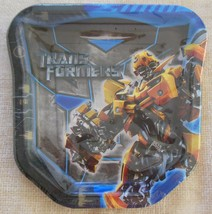 Transformers Dessert Plates 8 per Package - £5.58 GBP
