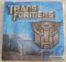 "Transformers ""Revenge of the Fallen"" Luncheon Napkins - €6,51 EUR"