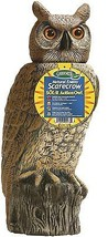 Gardeneer By Dalen Natural Enemy Scarecrow SOL-R Action Owl Home Garden ... - $49.99